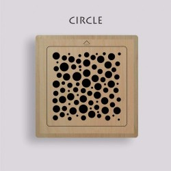 Ventilation grille - CIRCLE...