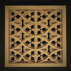 Wooden 3D picture - Gothic 2