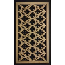 Wooden 3D picture - Gothic 3