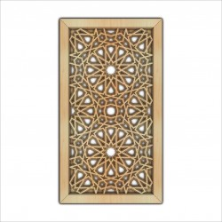 Wooden 3D picture -...